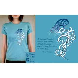 Beryl Markham T-Shirt -Large
