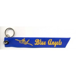 Keychain- Blue Angels