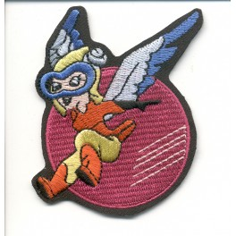 Patch- WASP Mascot Fifinella