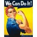 Rosie the Riveter Sticker