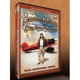 The Legend of Pancho Barnes- DVD