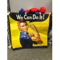 Rosie the Riveter Shopping Bag