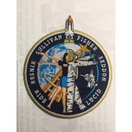 Original 6 Female Astronauts Patch