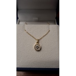 Diamond Necklace Raffle