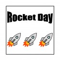 Rocket Day Take Home Kit - Space Theme