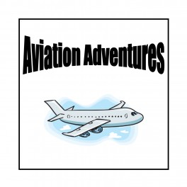 Kid's Take Home Kit - Aviation Theme